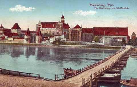 Мальборский замок