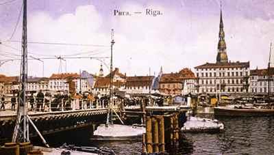 Краткая история Латвии 1919-40 гг