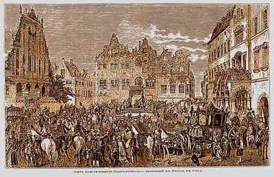 Краткая история Латвии 18 век