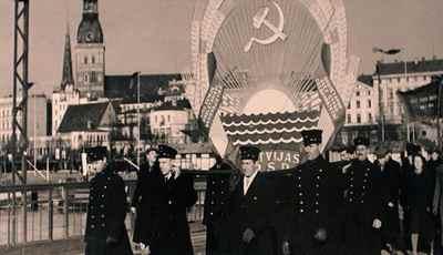 Краткая история Латвии 1940-2014