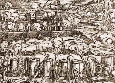 Краткая история Латвии 16 век