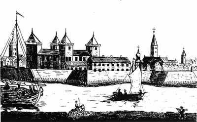 Краткая история Латвии 17 век