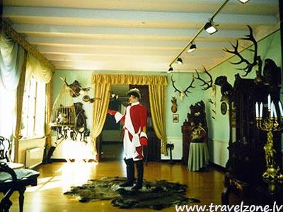 Музей Мюнхгаузена в Дунте