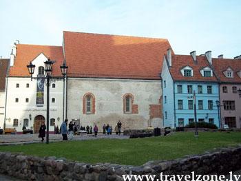 Средневековые замки Риги