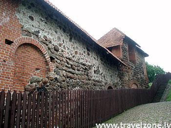 Крепостная стена и замки Вильнюса